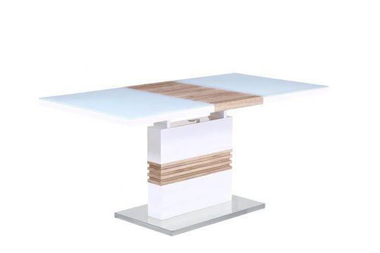 Стол MK-5800-WT прямоугольный раскладной