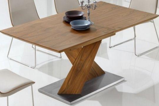 Стол T15687A Цвет: Oak - прямоугольный раскладной